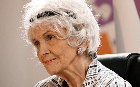 Alice Munro is the 13th woman to win the Nobel Prize in Literature - Entertainment Weekly | Literary News | Scoop.it