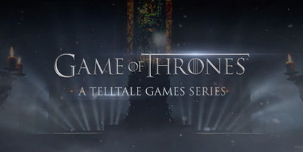 Game of Thrones game from Telltale out in December | myproffs.co.uk - Technology | Scoop.it