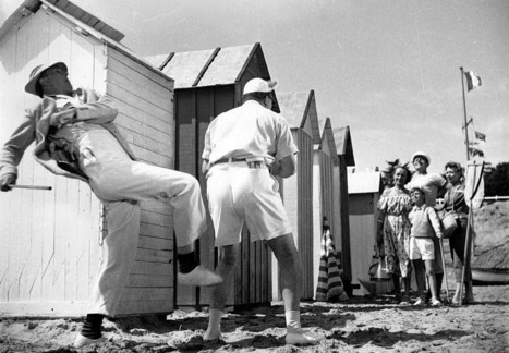 Jacques Tati- Where to Find Visual Comedy | Books, Photo, Video and Film | Scoop.it