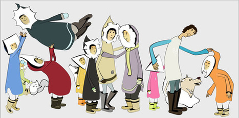 Made-in-Nunavik animated video series aims to promote learning - Nunatsiaq News   Learning a new language   Scoop.it
