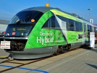 First Converted Hybrid Train with Regenerative Braking Could be a Game Changer | Sustainable Futures | Scoop.it
