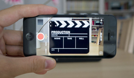 Especial grabación de vídeo iOS: conoce la cámara de tu dispositivo   iPad classroom   Scoop.it