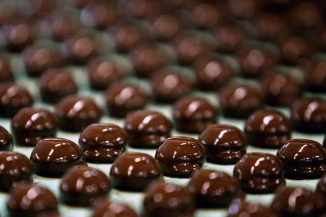 Chocolate Rush Hits Record as Cocoa Shortages Loom: Commodities - Bloomberg | greentea | Scoop.it