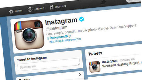 Instagram vs Twitter: time for users to pick sides | News and Insights from the Marketing World | Scoop.it