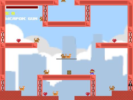Un outil opensource pour créer des jeux en 2D / 3D | Gazette du numérique | Scoop.it