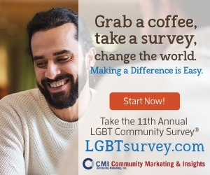 CMI's 11th Annual LGBT Community Survey