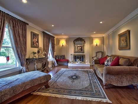 Immaculate Home | 2260 Bennington Gate, Oakville, ON | Luxury Real Estate Canada | Scoop.it