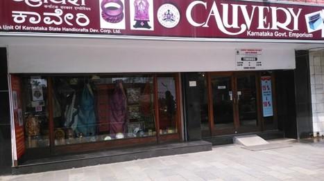 Shopping In Mysore Cauvery Handicrafts Empori