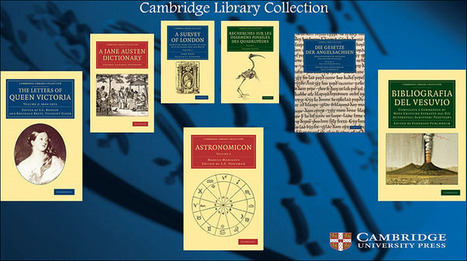 Cambridge University Press: A Marked Improvement in MARC Records | Ebook and Publishing | Scoop.it