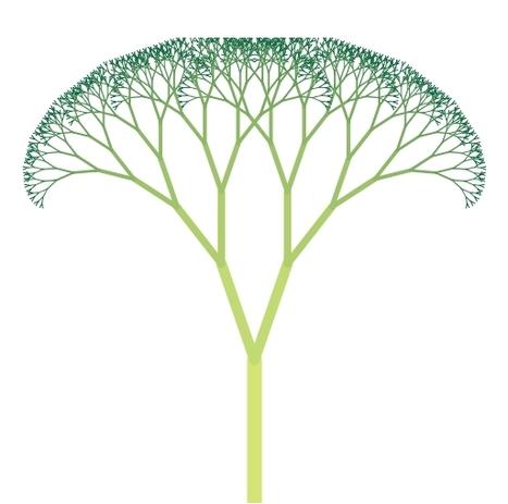 Andrew Hoyer | Simple Fractals | Pralines | Scoop.it
