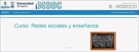 MOOC Redes Sociales y Enseñanza | Congreso Virtual Mundial de e-Learning | Scoop.it