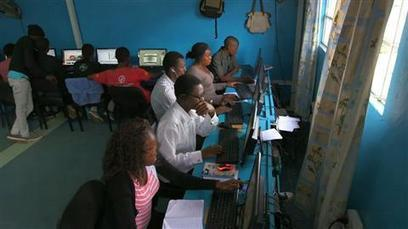 Announcing Digital Jobs Africa :: News :: The Rockefeller Foundation   African futures fun   Scoop.it