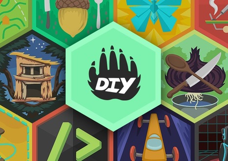 A Gamified Web 2.0 Tool To Make Students Into DIY Makers | Digital Technology and Life | Scoop.it
