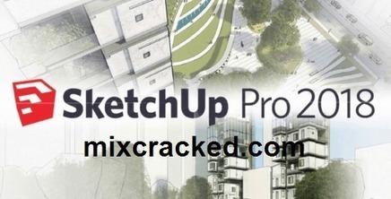 Google Sketchup 2018 Crack [Mac + Keygen] Full