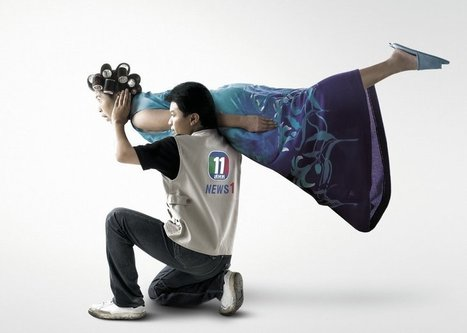 Visual Metaphors: 20 Creative Ads and What You Can Learn From Them | #Design | Scoop.it