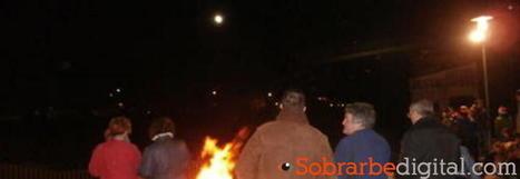 Encendido de hogueras en Boltaña, preámbulo de sus fiestas de San Pablo | Christian Portello | Scoop.it