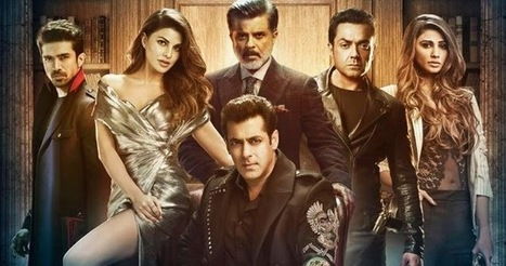 race 3 movie video song