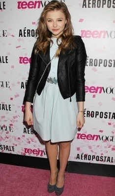 Chloë Moretz - Look do dia - CAPRICHO | Moda e Beleza | Scoop.it