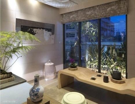 Minimalist Asian Interior Design | 2012 Interior Design, Living Room Ideas, Home Design | Scoop.it