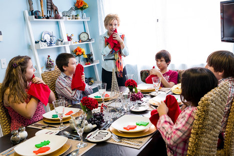Eat, Drink, Be Nice: Teaching Children Manners | Better teaching, more learning | Scoop.it