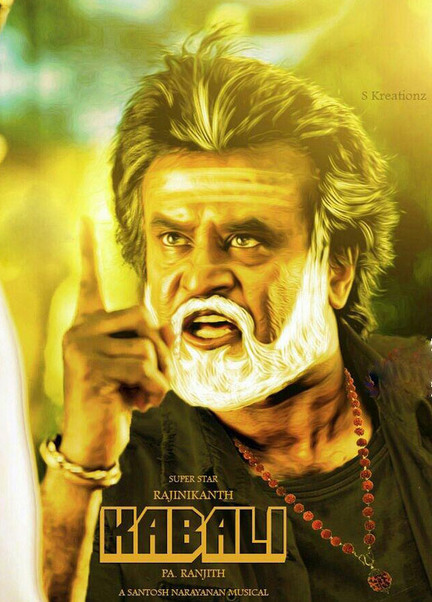Kabali (Tamil) 2 dvdrip download movie