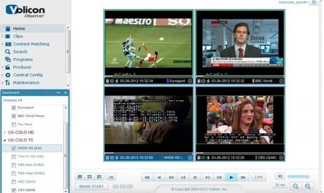 Volicon amplía las capacidades de su sistema de monitorado Observer | Panorama Audiovisual | Big Media (Esp) | Scoop.it