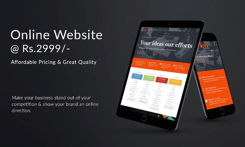 Foduu Cheap Web Design Company India Build W