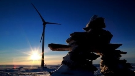 Wind, solar energy real options for Canada's remote Arctic communities | Sustainable Technologies | Scoop.it