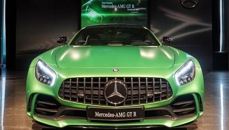 Mercedes Amg Gtr In Fastest Mercedes Scoop It
