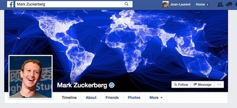 Il est impossible de bloquer Mark Zuckerberg sur Facebook | Geeks | Scoop.it
