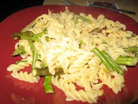 Herbivorous Carnivore: Spring Vegetable Pasta | Vegetarian Recipes | Scoop.it