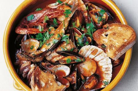 Antonio Carluccio: Fish stew Ancona style | The Times Magazine | Healthy Recipes and Tips for Healthy Living | Scoop.it