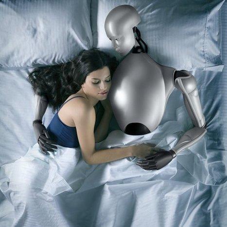 L'essor de sexbots ( robots sexuels) dans 10 ans ? - Marie Claire   It's a geeky freaky cheesy world   Scoop.it