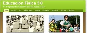 Educación Física 3.0   herramientas y recursos docentes   Scoop.it