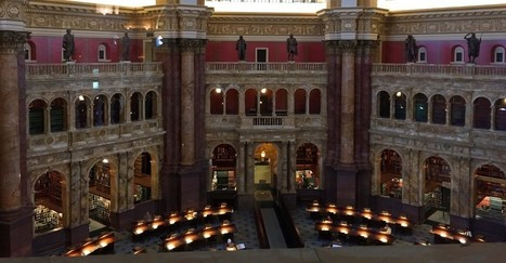 Can Twitter Fit Inside the Library of Congress? | Libraries and eLearning | Scoop.it