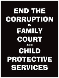 State Governors: End Family Court Corruption  P