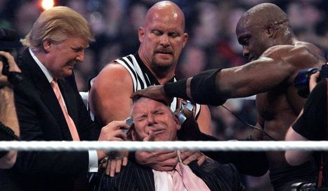 Donald Trump's WWE wrestling ties helped hone political persona | Hawaii's News @ Twitter Speed! | Scoop.it