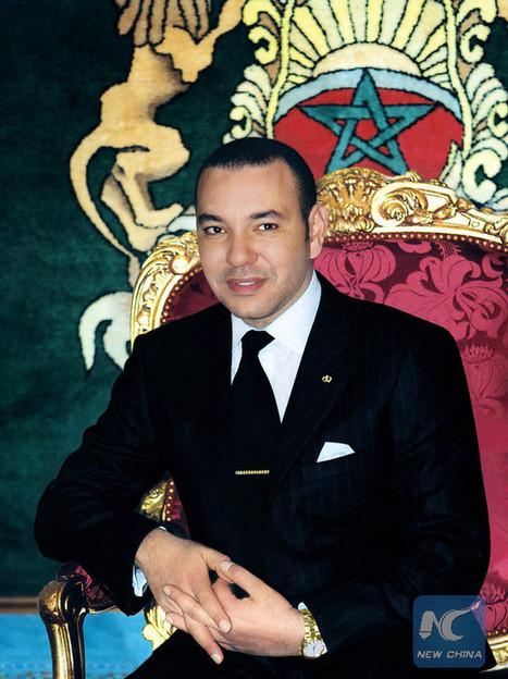 #HMKingMohammedVI of #Morocco to #visit #China – #Xinhua @barkinet #fb   Chromium   Scoop.it