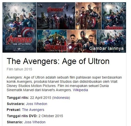 the Avengers: Age Of Ultron dubbed in hindi movie download torrent