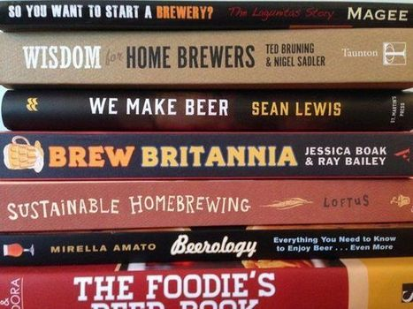 10 Great Beer Books: Holiday Gift Guide 2014 | International Beer News | Scoop.it