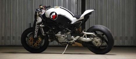 Ducati Monster S4R Concept by Paolo Tesio | Ducati & Italian Bikes | Scoop.it