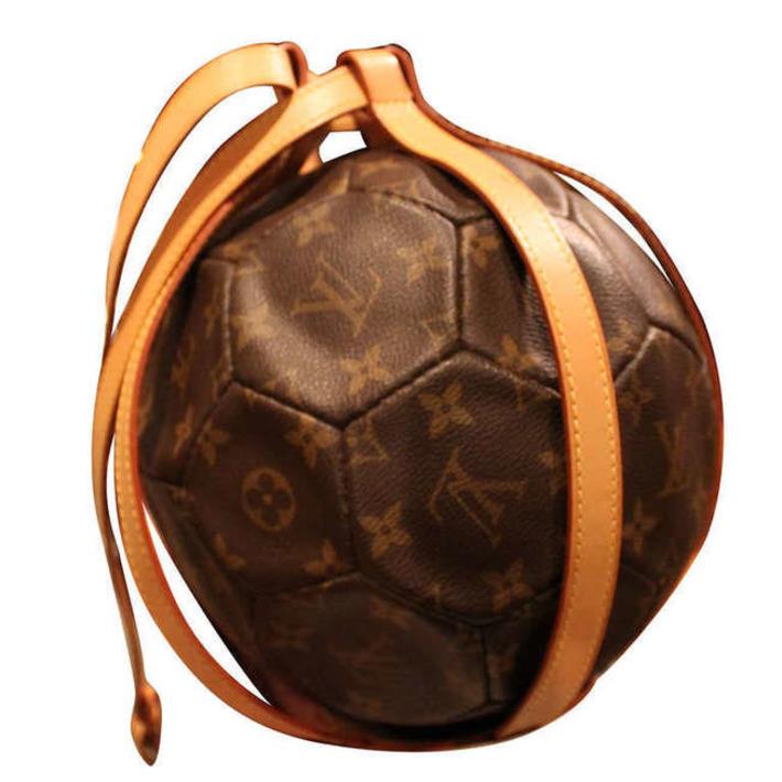 Rare Louis Vuitton Football   Antiques & Vintage Collectibles   Scoop.it