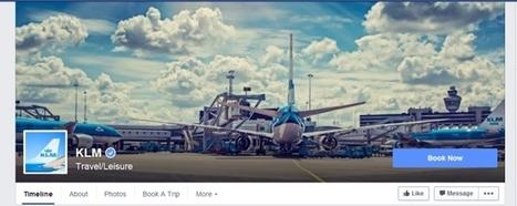 KLM confirms Facebook Messenger play | eT-Marketing - Digital world for Tourism | Scoop.it