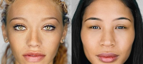 Visualizing Race, Identity, and Change – PROOF | Mixed American Life | Scoop.it