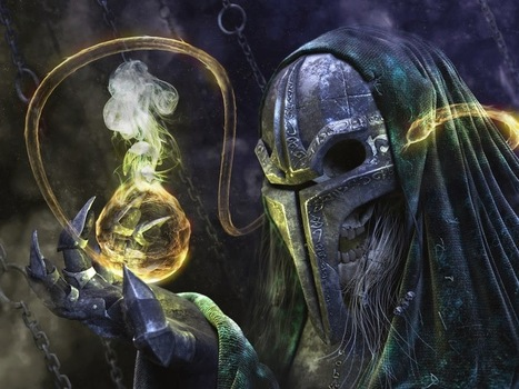 Saurondor: The physics of magic and the wizard's stats | Neuromagic | Scoop.it