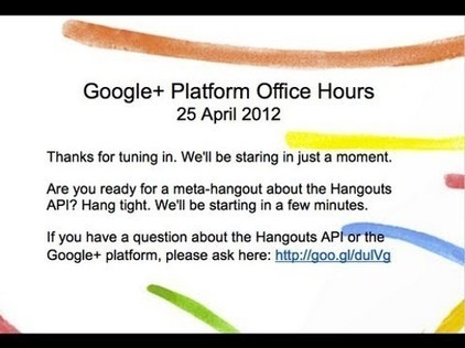 Google+ Developers - Google+ | Google Plus for learning | Scoop.it