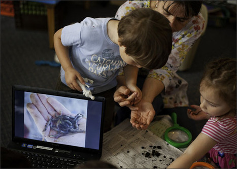Proper Role of Ed-Tech in Pre-K a Rising Issue | Technology and Young Learners | Scoop.it