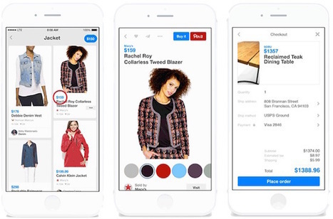 Social Commerce: la guerre des boutons | Digital Experiences by David Labouré | Scoop.it