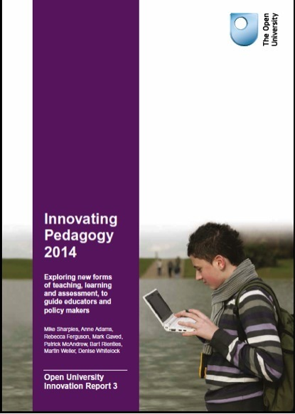 The Innovating Pedagogy Report 2014 Free | mLearning, Social Media, eLearning, APPS, Communication and Public Participation Engagement Scoops | Scoop.it