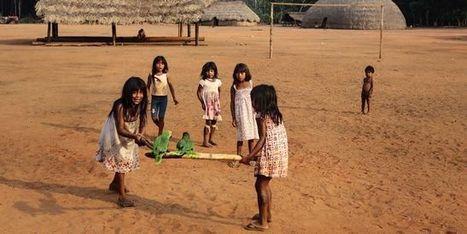 A la rencontre des Ikpeng, voix de la forêt amazonienne | The Blog's Revue by OlivierSC | Scoop.it